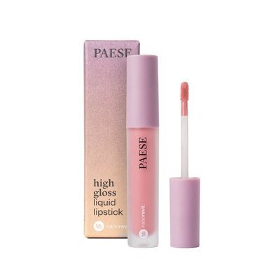 Nanorevit High Gloss Liquid Lipstick 4,5 ml 51 Soft Nude